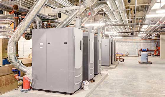 Refrigeration & Chillers HVAC Installation and Maintenance
