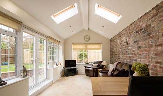 Transform a conservatory with domestic air conditioning